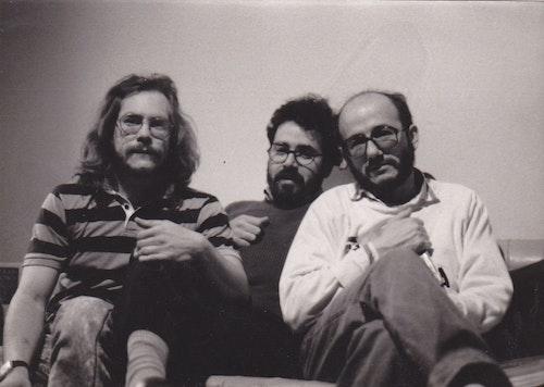 Poetas Neoberracos: Noel Jardines, Gabriel Jaime Caro y Jesús Blas Comas