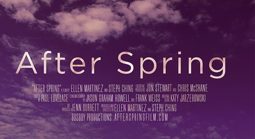 """KJCC hosts NYU Kevorkian Center Film Series Opening: """"After Spring"""" (2016)"""