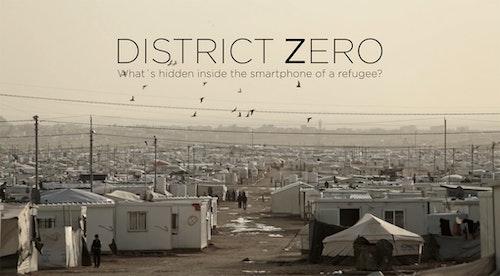 "KJCC & NYU Kevorkian Center Film Series: ""District Zero"" & ""Seige"""