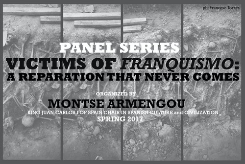 Panel 4 | Amnesty International Spain: When Crime is at Home - Journalism and Compromise: Denouncing a Past that Persists. From the Valle de los Caídos [Valley of the Fallen] to the Rise of the Far-Right