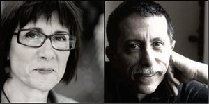 image from Discussion | Civic Empowerment through Journalism: a Conversation with Montse Armengou and Richard Schweid