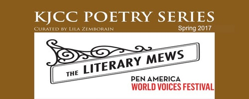 KJCC Poetry Series in The Literary Mews Festival | Female Writers And Resistance