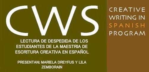 Final Reading | Students of NYU Creative Writing Program in Spanish