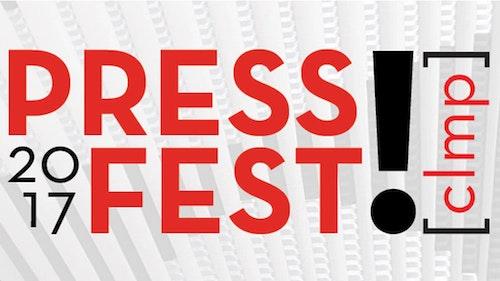 PRESS FEST2017 - PEN World Voices Festival of International Literature