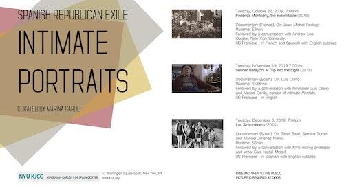 Spanish Republican Exile / Intimate Portraits: Federica Montseny, the Indomitable (2016)