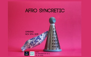 image from Opening Exhibit | AFRO SYNCRETIC