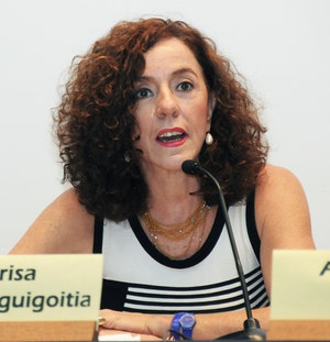 image from KJCC welcomes Prof. Marisa Belausteguigotia, Spring 2019 Andrés Bello Chair in Latin American Cultures and Civilizations