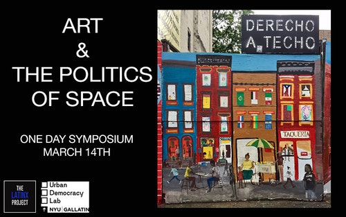 Art and the Politics of Space