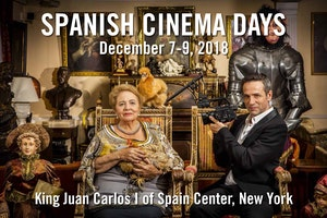 image from Spanish Cinema Days | Recent films from Spain (2016-2017)