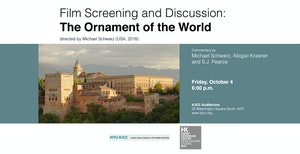 image from **EVENT CANCELLED** Film Screening: The Ornament of the World