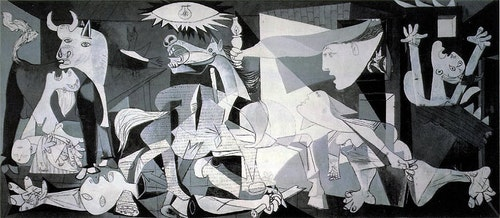 KJCC Chair Professor María Dolores Jiménez-Blanco's 2nd Public Lecture | Picasso's Guernica in New York: From Political Icon to Museum Masterpiece?
