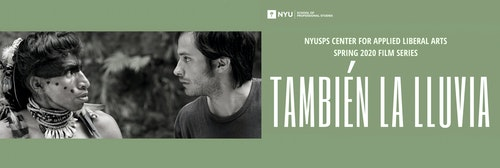 """**EVENT CANCELLED** CALA Spring 2020 Film Series 