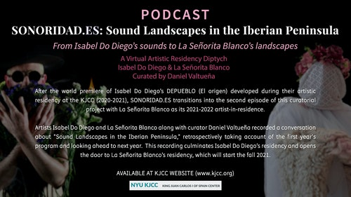 PODCAST | SONORIDAD.ES: Sound Landscapes in the Iberian Peninsula