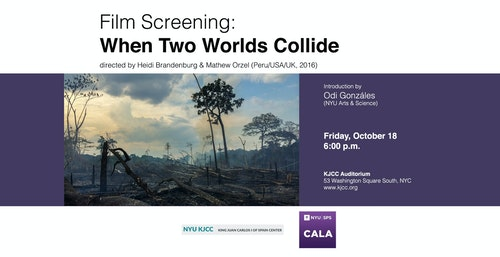 """CALA Fall 2019 Film Series 